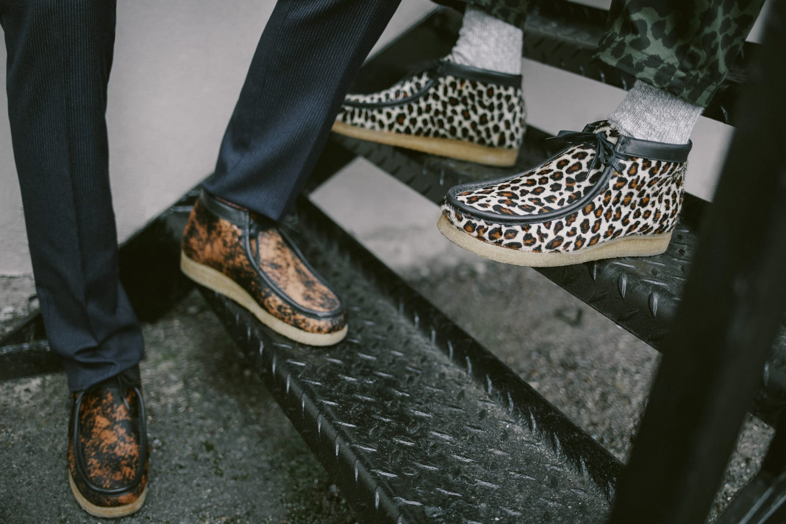 Clarks Originals Wallabee Animal Pack AW19