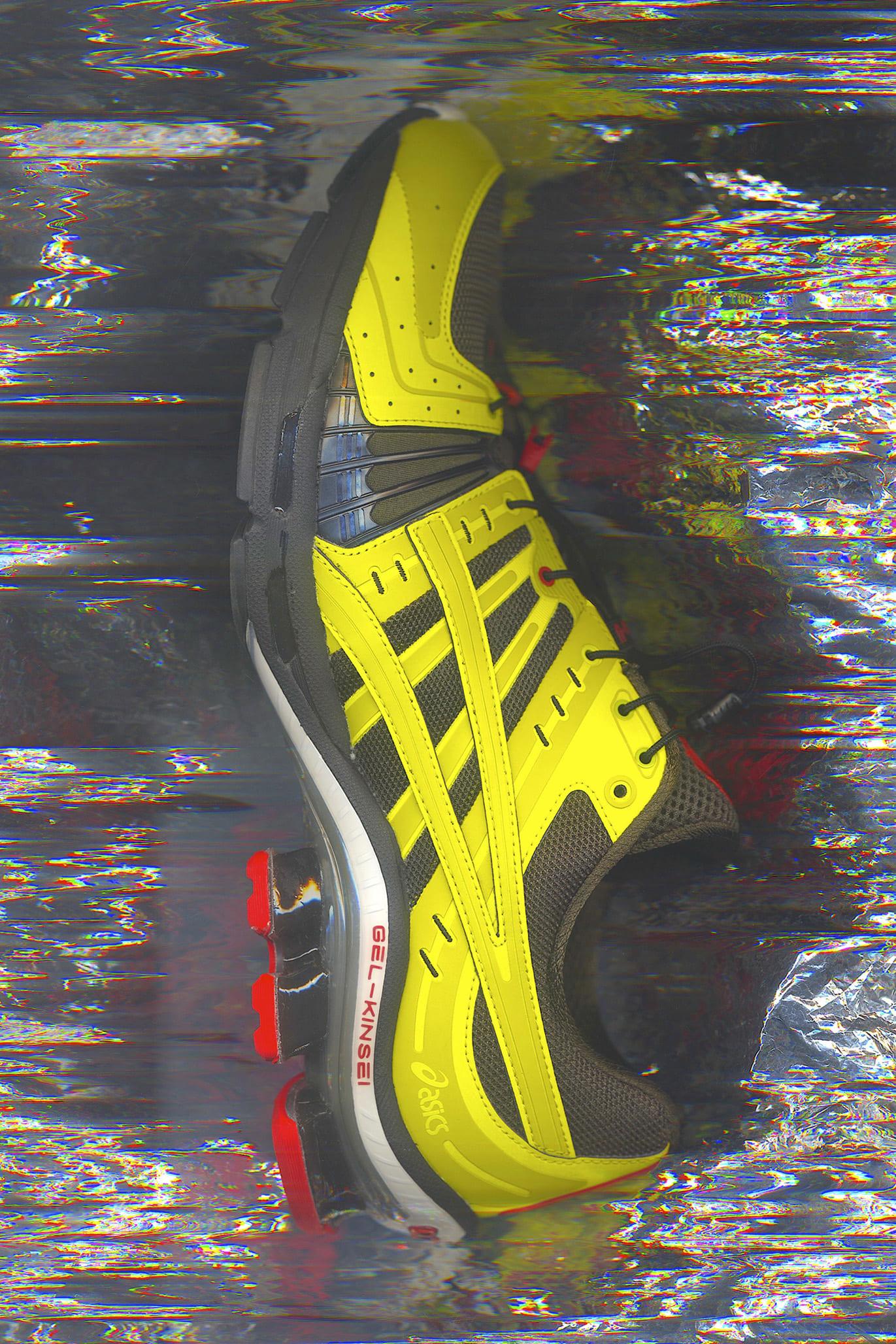 AFFIX x ASICS GEL KINSEI Sneaker Release Information | HYPEBEAST