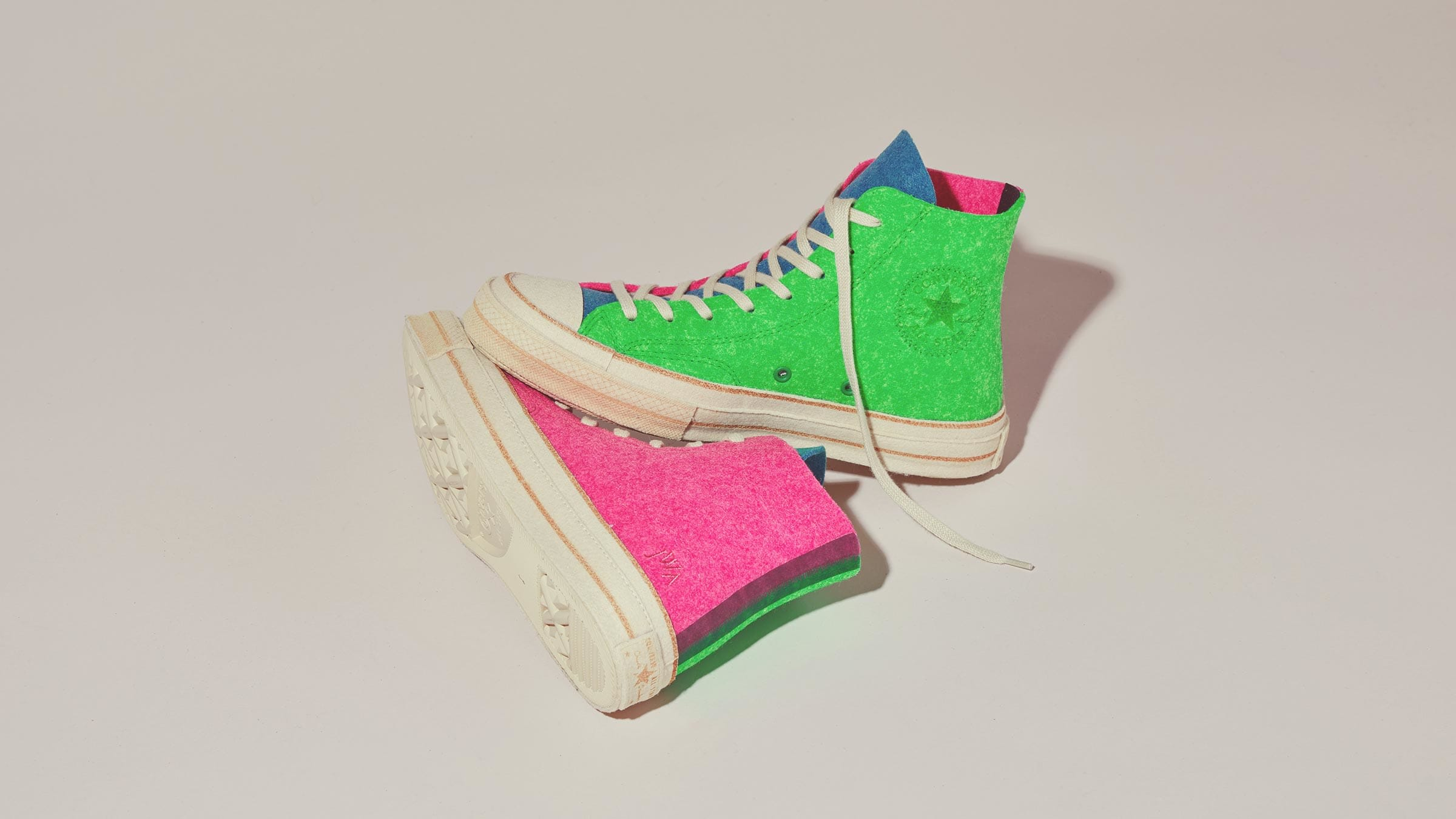 END. Features | Converse x JW Anderson Register Now on END