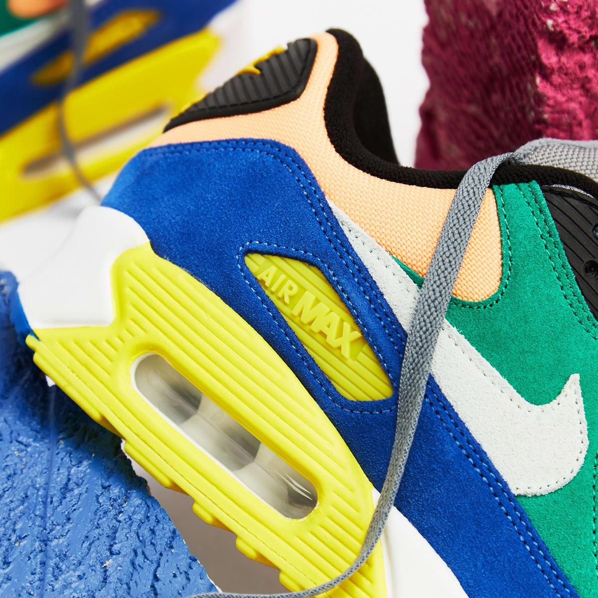 END. Features | Nike Air Max 90 QS 'Viotech 2.0' Register