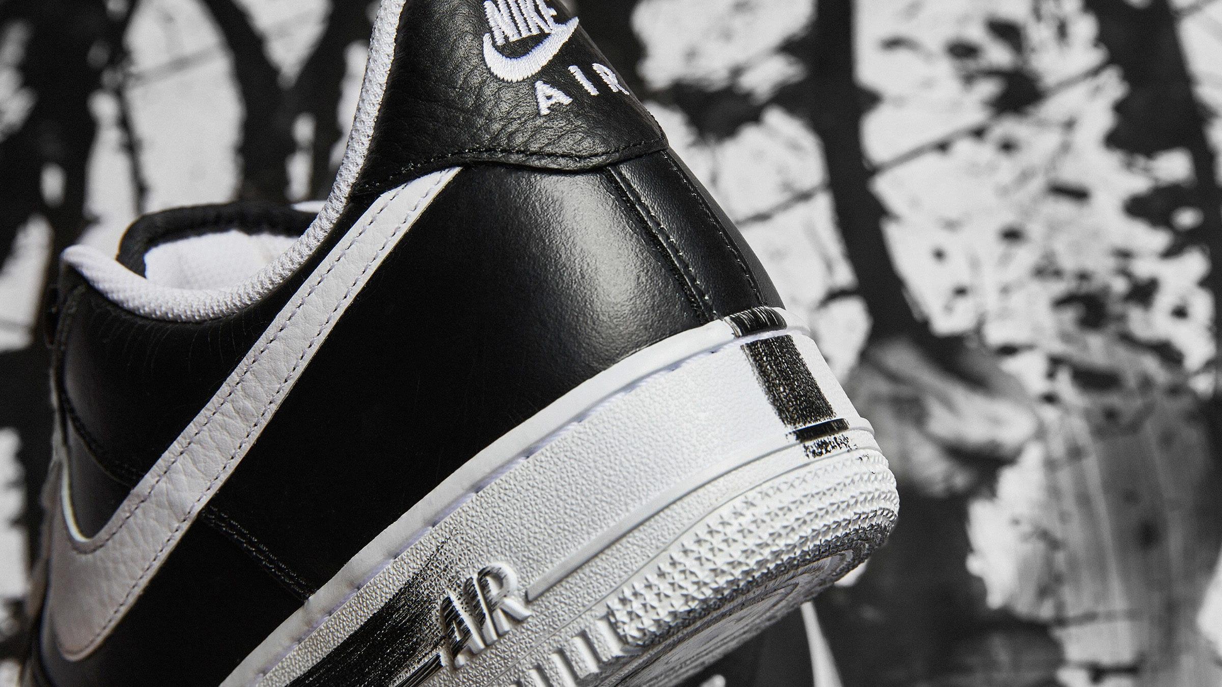 Peaceminusone x Nike Air Force 1 Low - aq3692-001