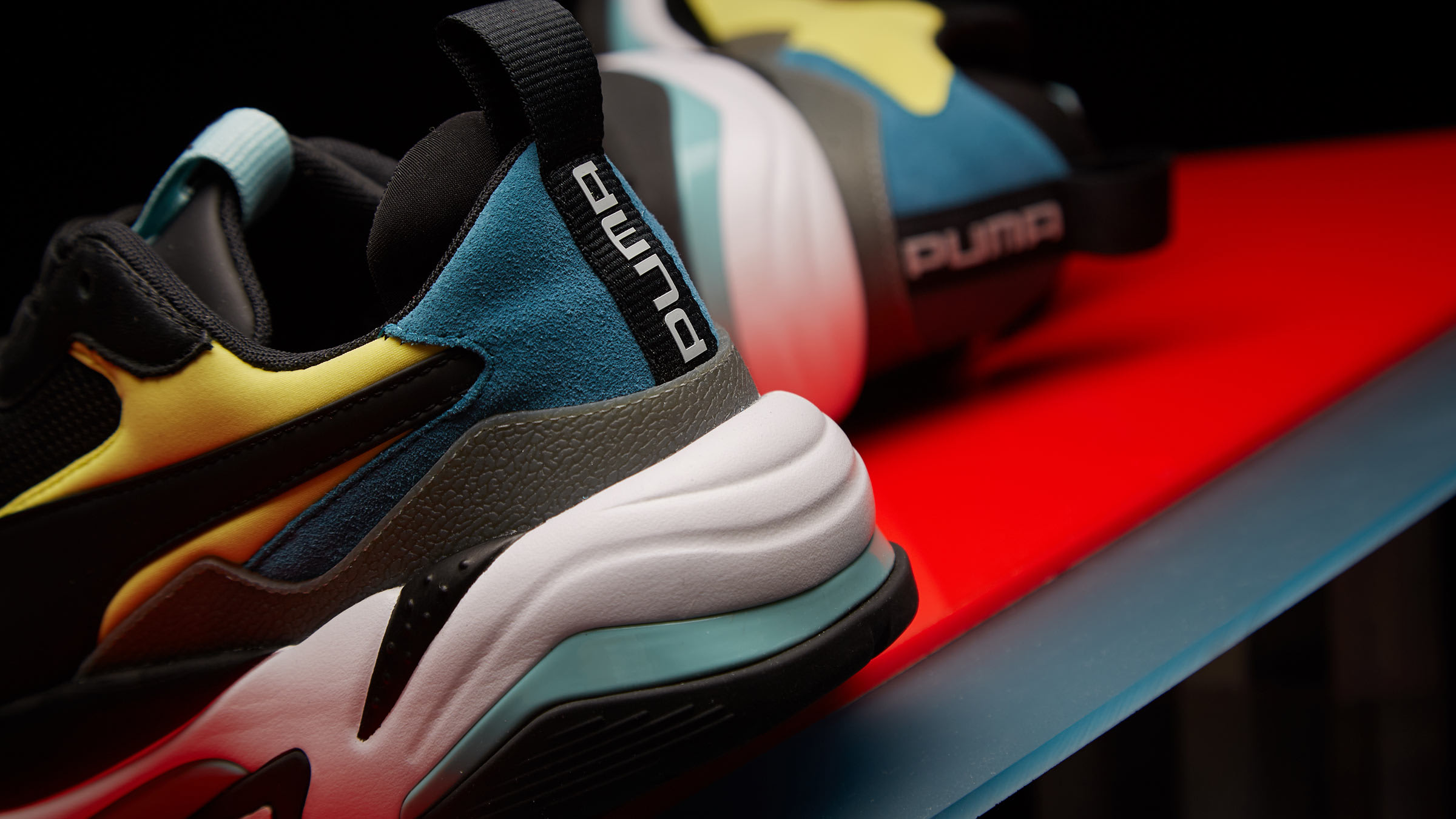 END. Features | PUMA Thunder Spectra Register Now on END