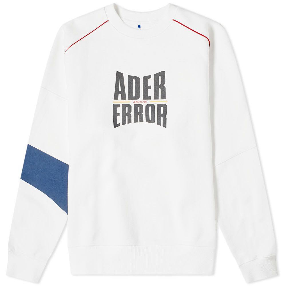 ader ERROR Block Logo Sweat