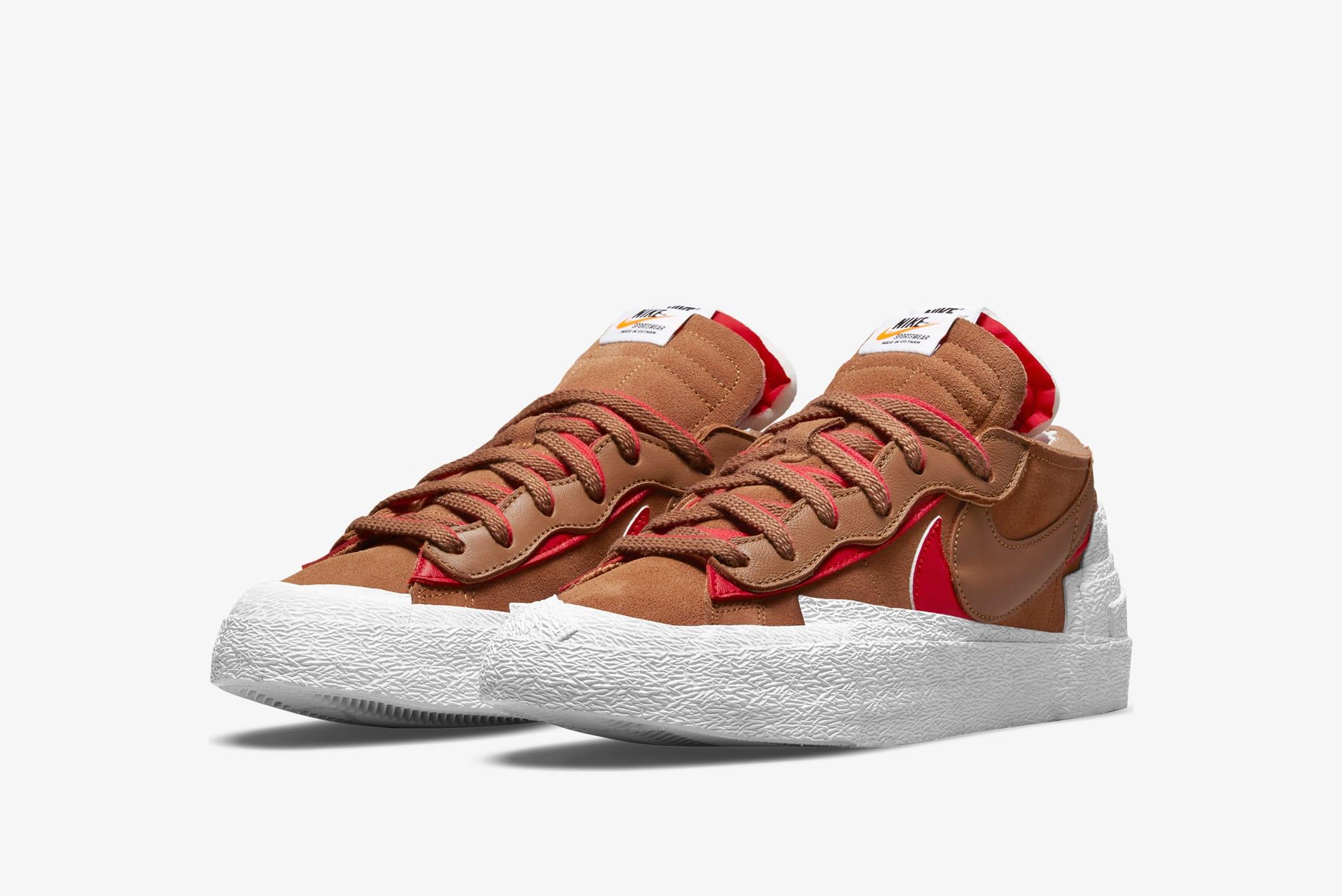 Nike x Sacai Blazer Low - DD1877-200
