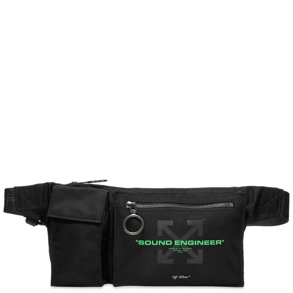 OFF-WHITE x Pioneer Waist Bag