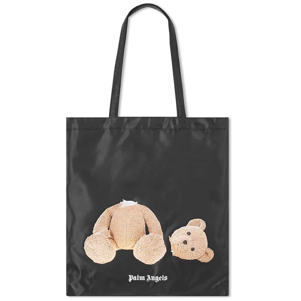 Curated 009 | Tote Bags - Palm Angels Kill The Bear Tote Bag