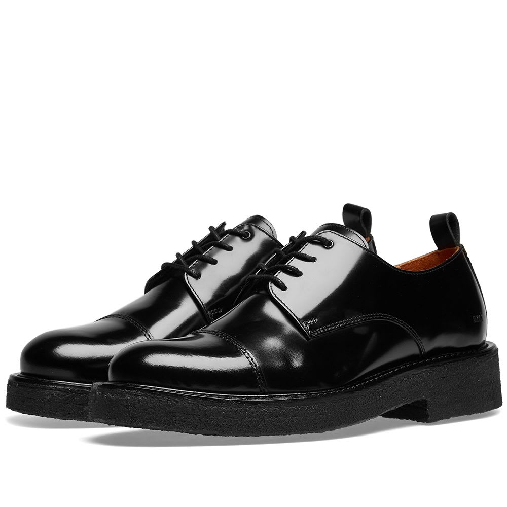 AMI Leather Derby Shoe