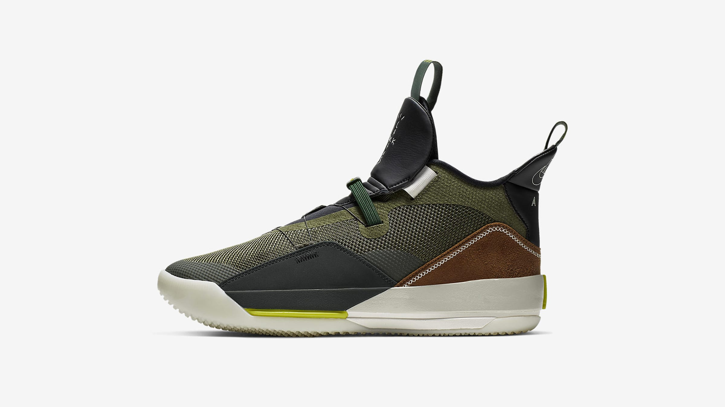 01020ebac45 END. Features | Travis Scott x Nike Air Jordan XXXIII - Register Now ...