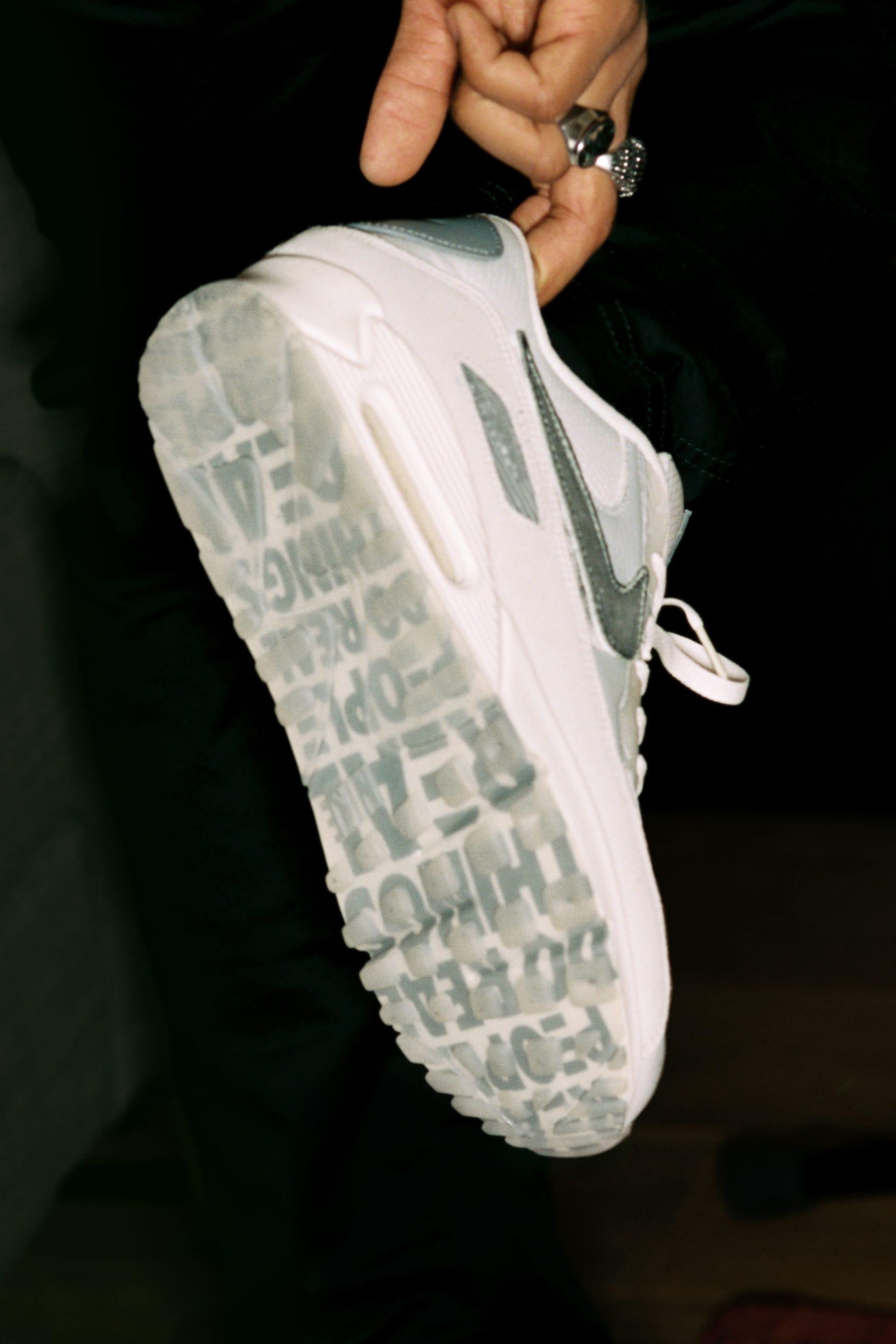 Nike x BSMNT London Air Max 90 - CI9111-002