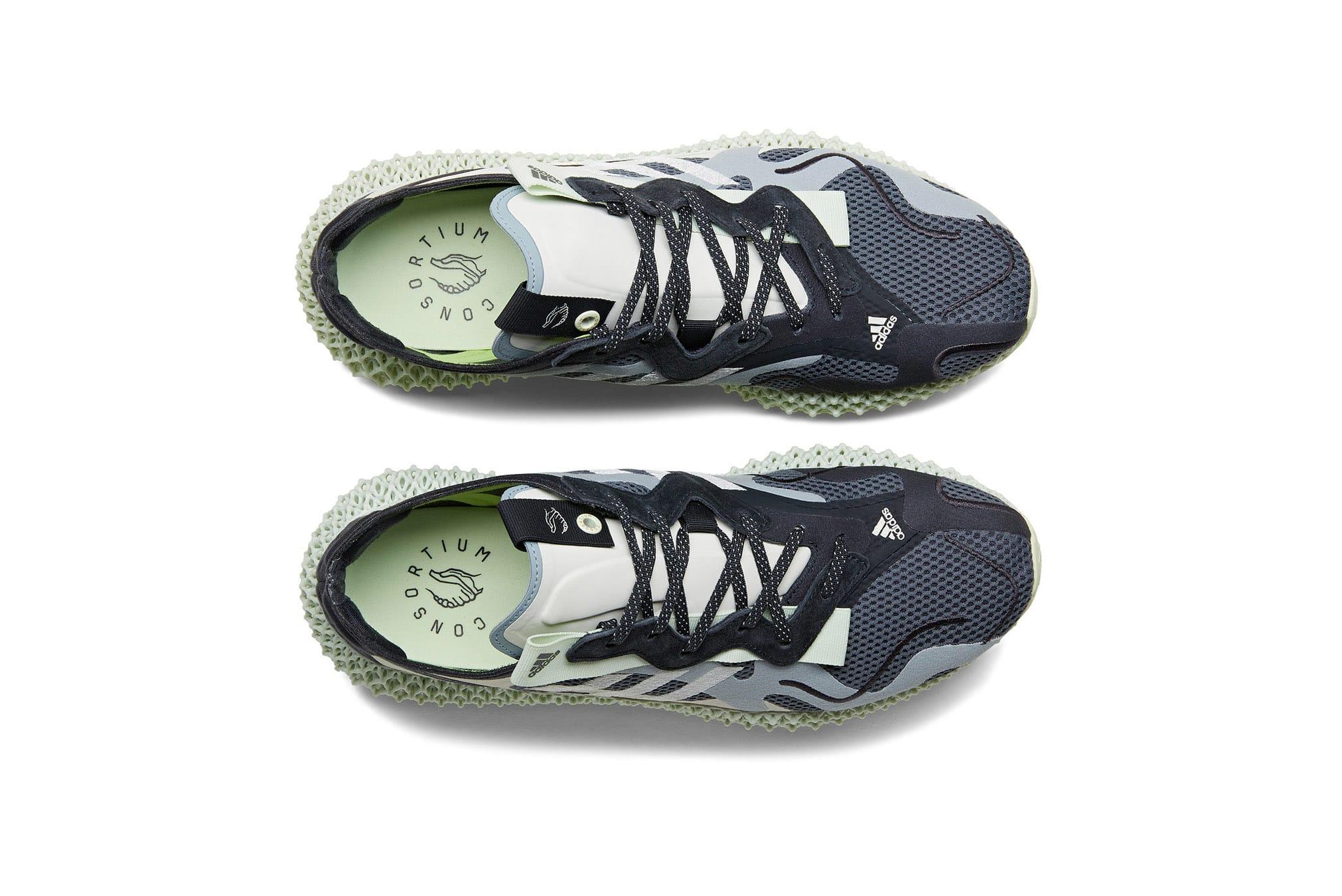 adidas Consortium Runner 4D V2 - EG6510