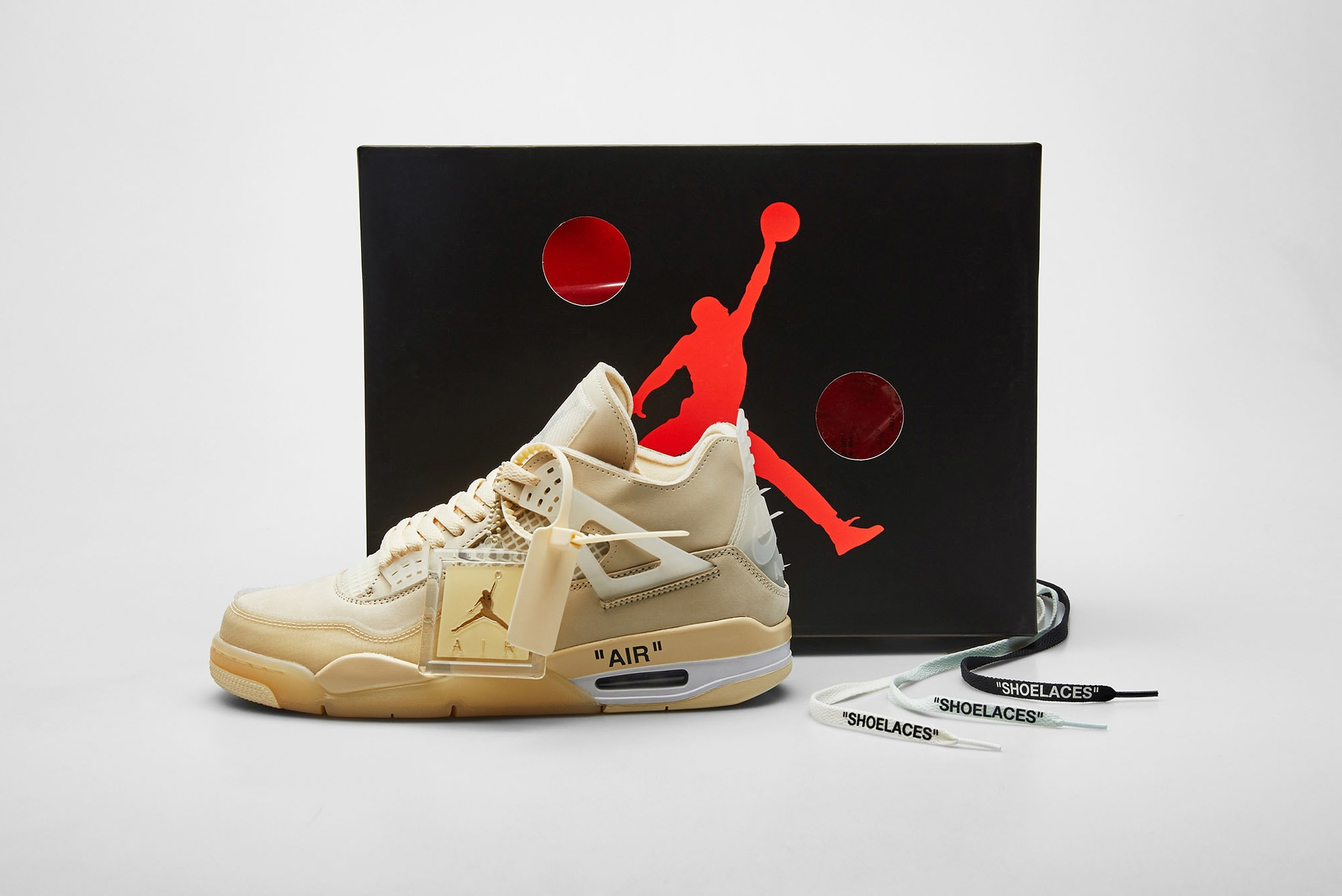 Nike x Off-White Air Jordan 4 W - CV9388-100