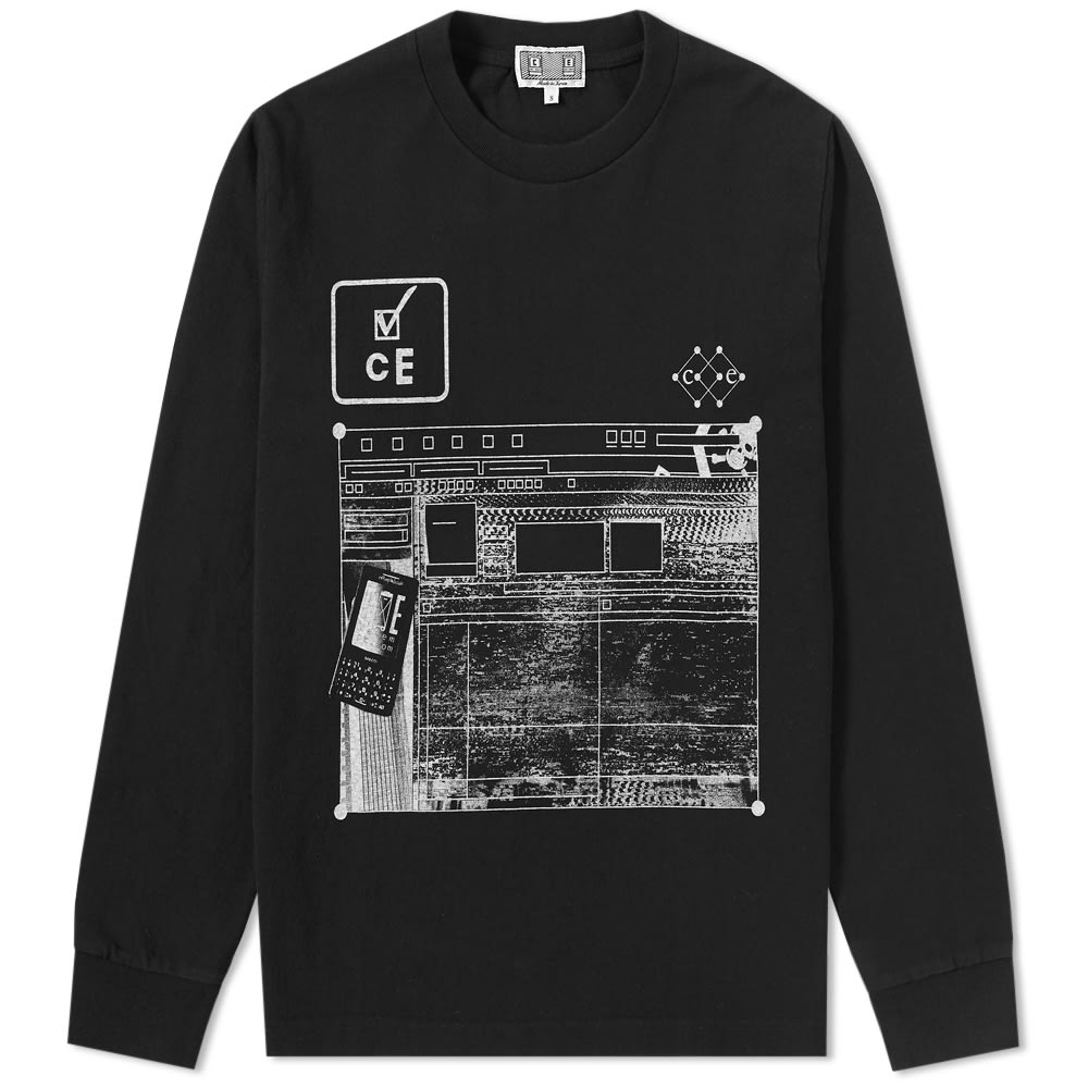 Card 5 Long Sleeve Tee