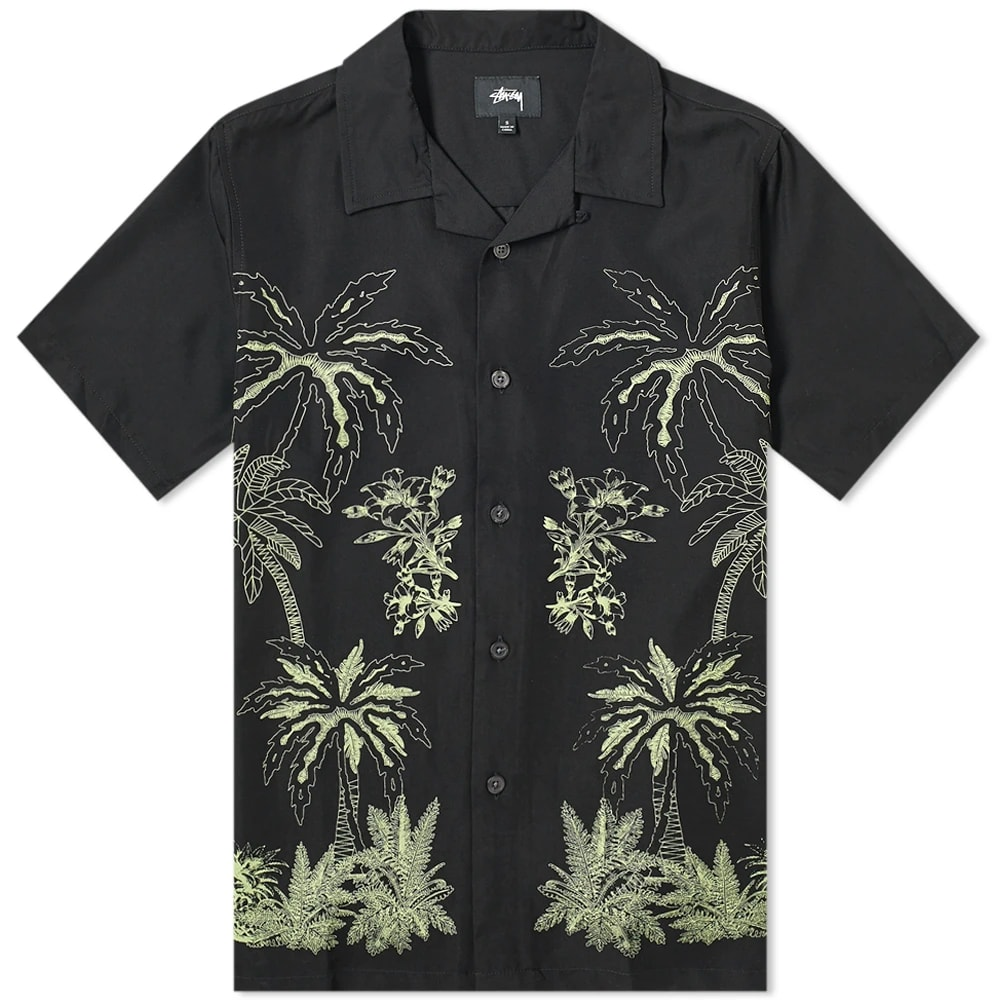Stüssy Palm Tree Shirt