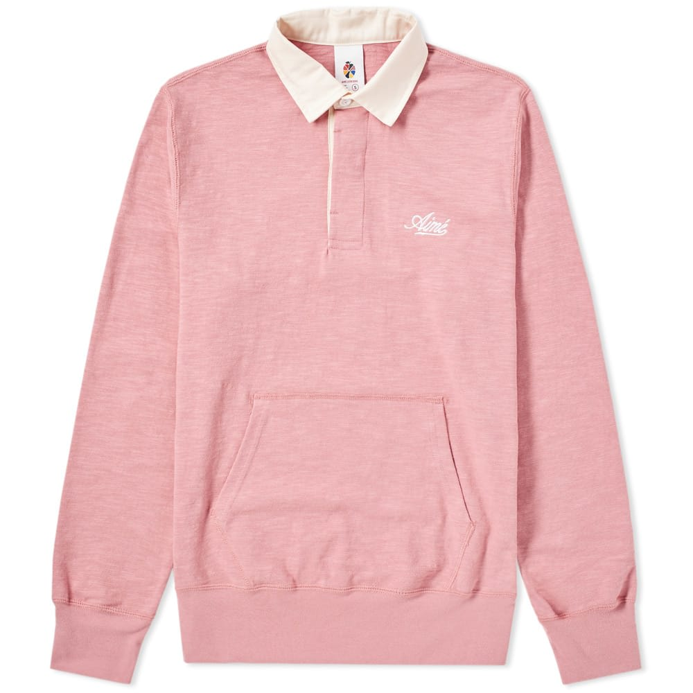 Pouch Pocket Rugby Top