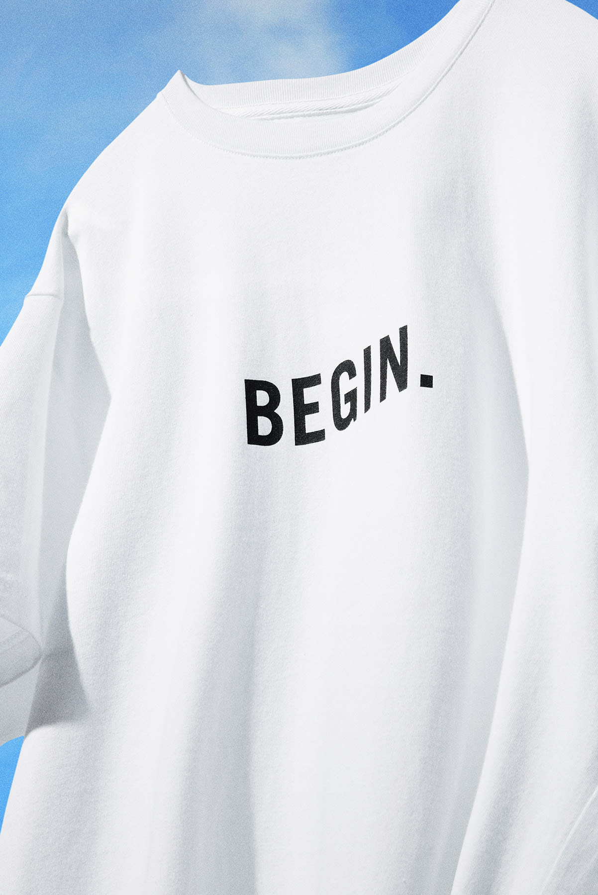 "END. x Patta Tee ""BEGIN."" Capsule"