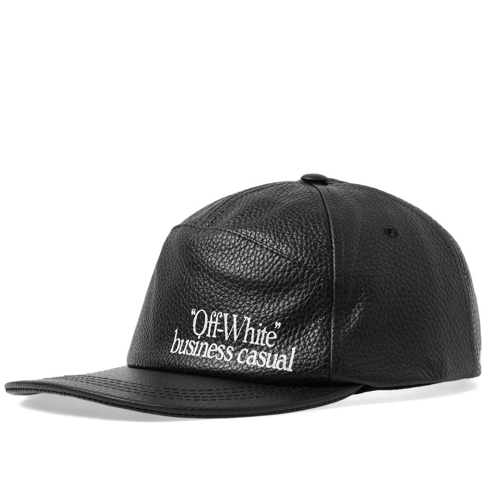 Off-White 7 Panel Business Casual Cap