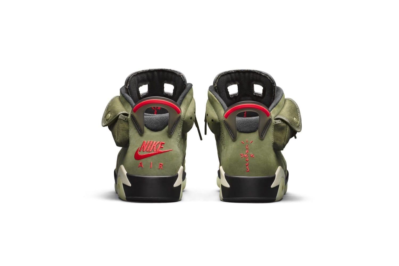 Travis Scott x Air Jordan 6 Retro - CN1084-200