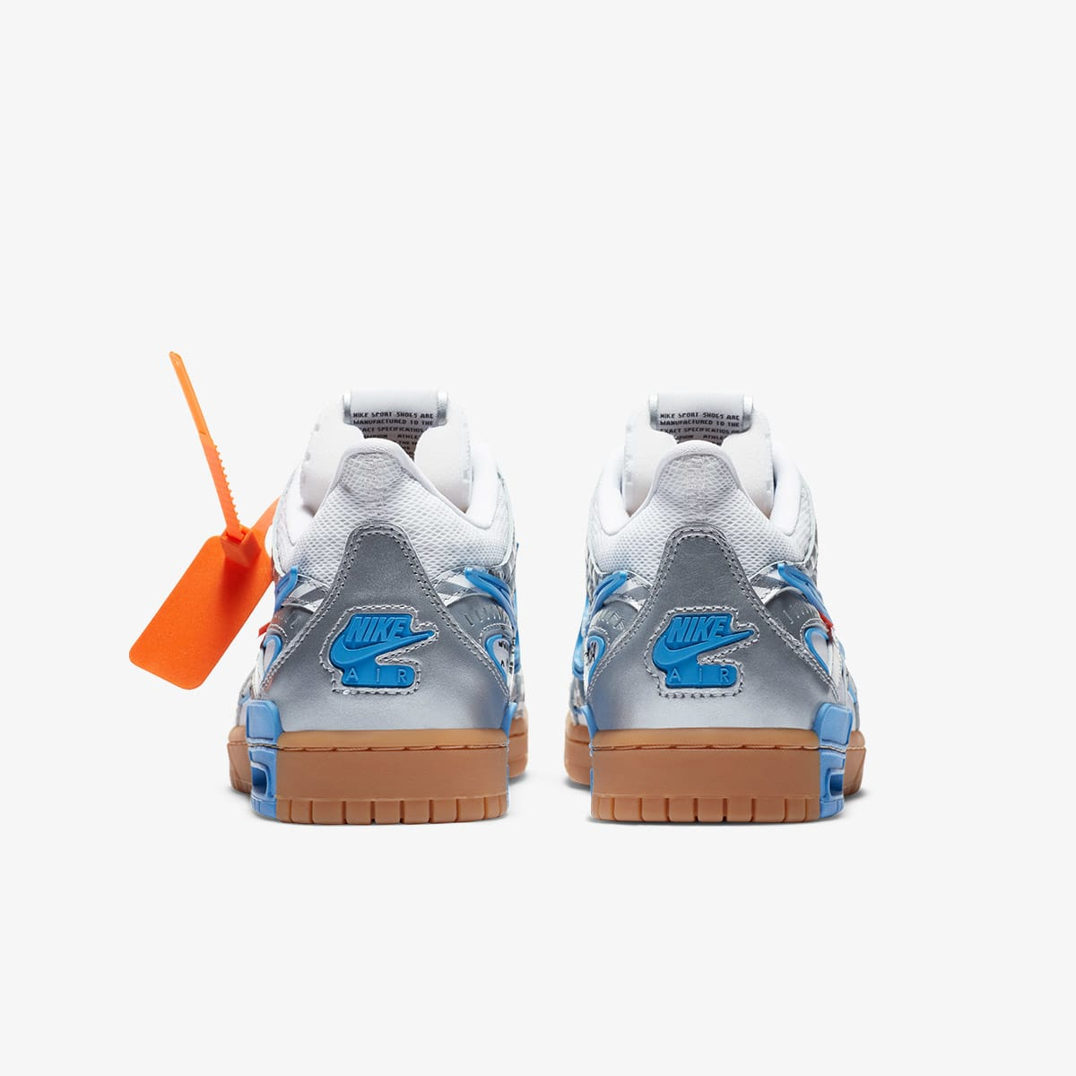 Nike x Off-White Rubber Dunk - CU6015-100