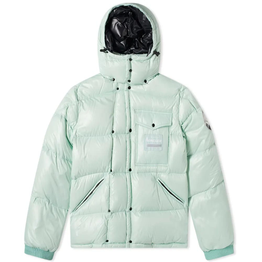 Moncler Genius - 7 Moncler Fragment Pocket Down Jacket