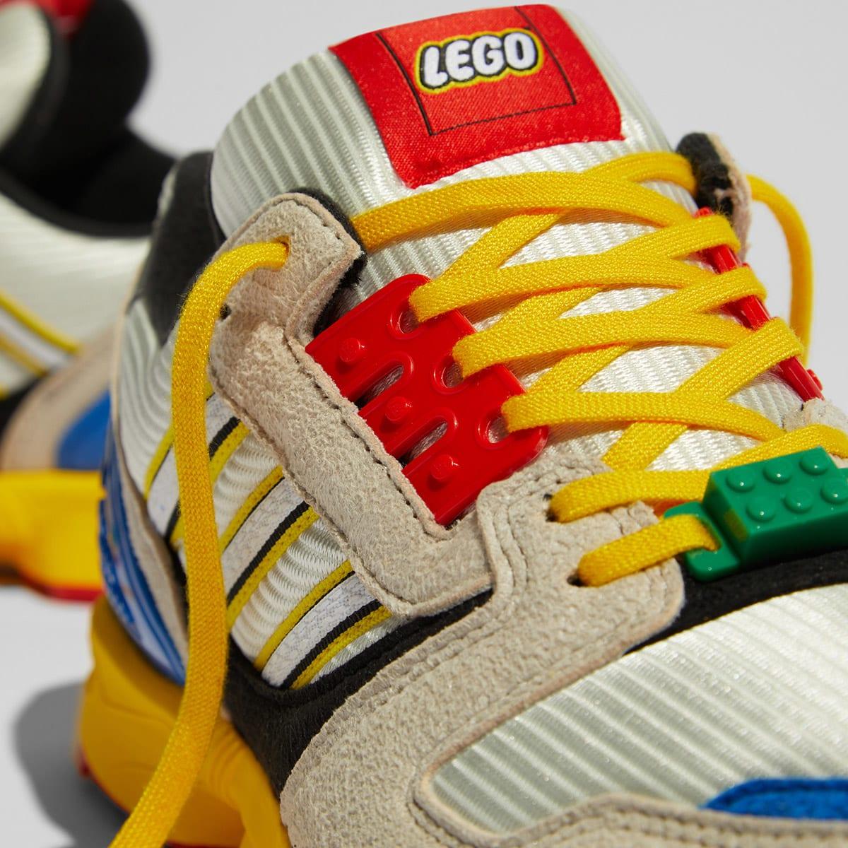 adidas x Lego A-ZX ZX8000 - FZ3482
