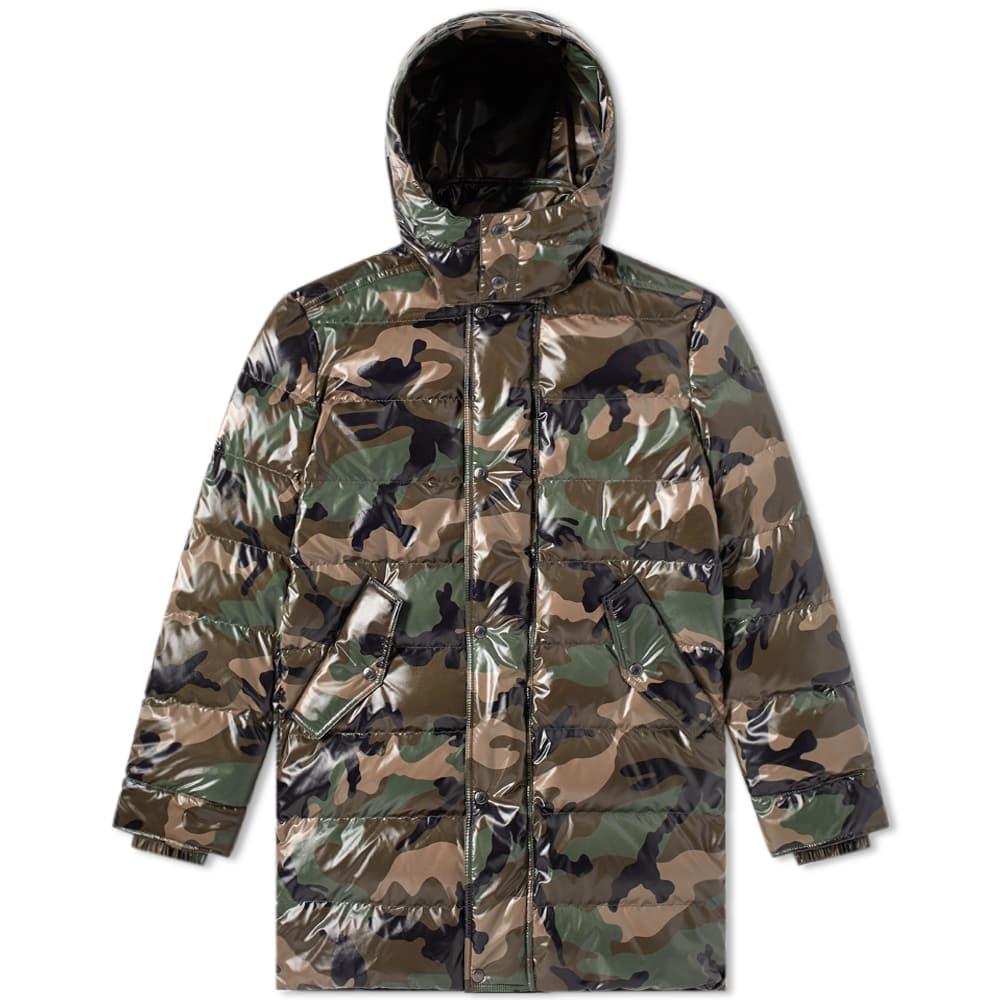 VLTN Long Down Jacket