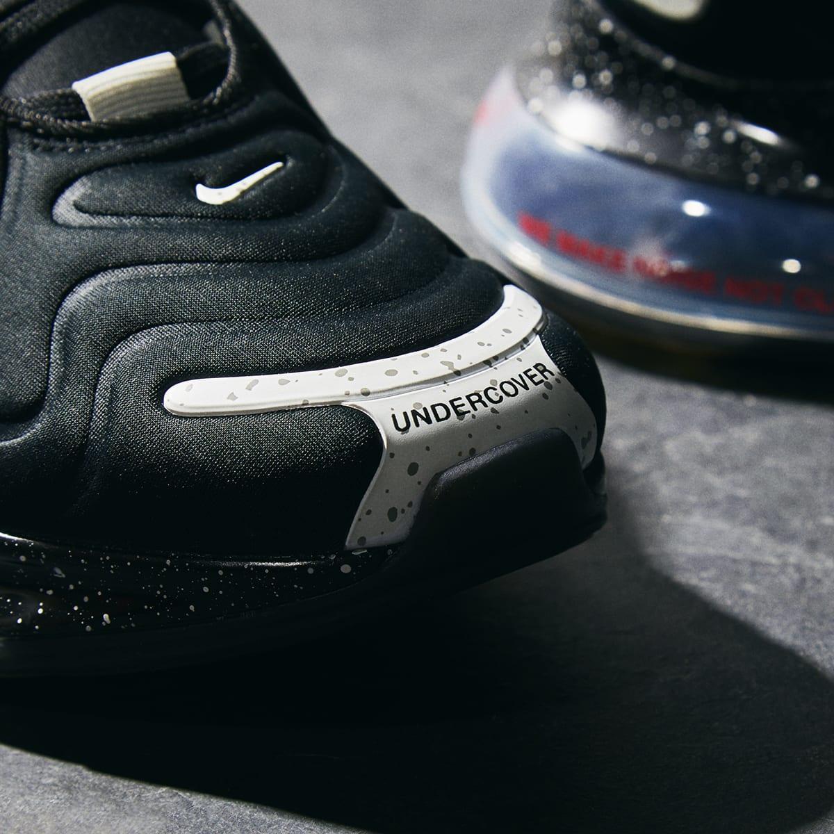 UNDERCOVER x Nike Air Max 720 Black CN2408 001 | Buy