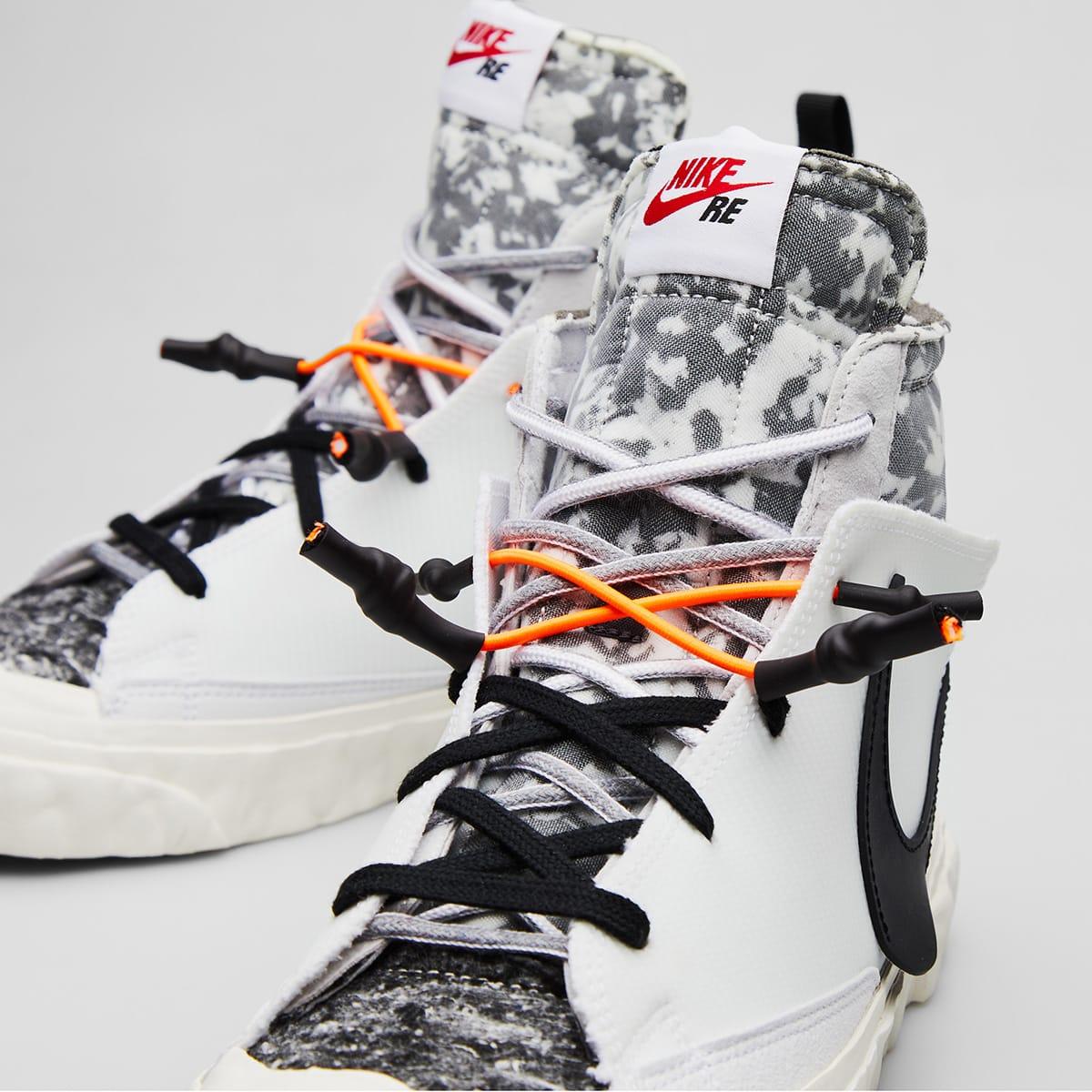 Nike x READYMADE Blazer Mid - CZ3589-100