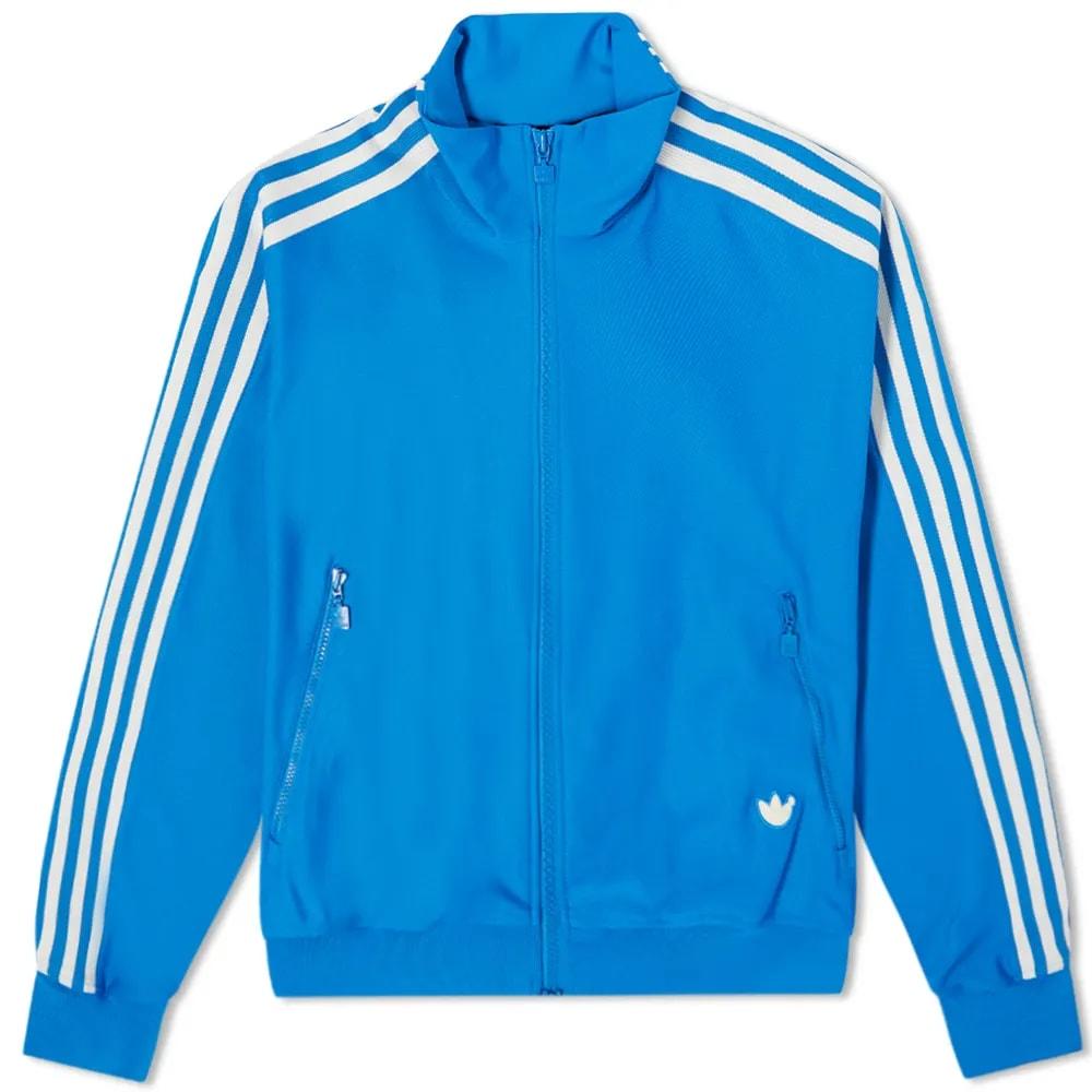 adidas Blue Version Beckenbauer Track Top