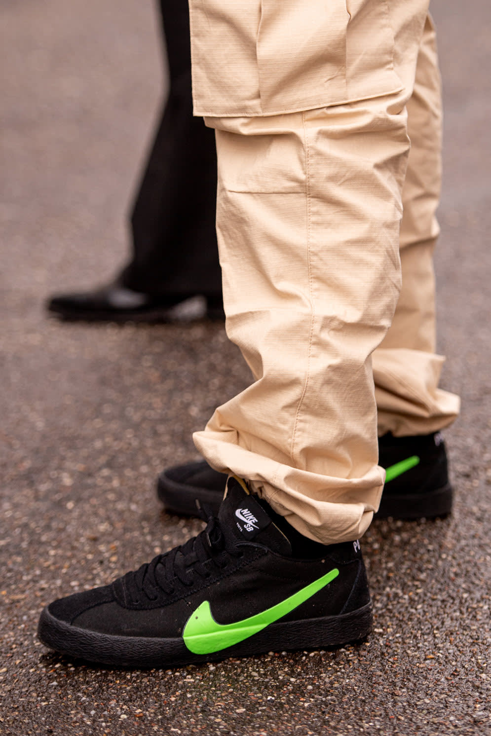 Sneaker style at Copenhagen Men's AW20