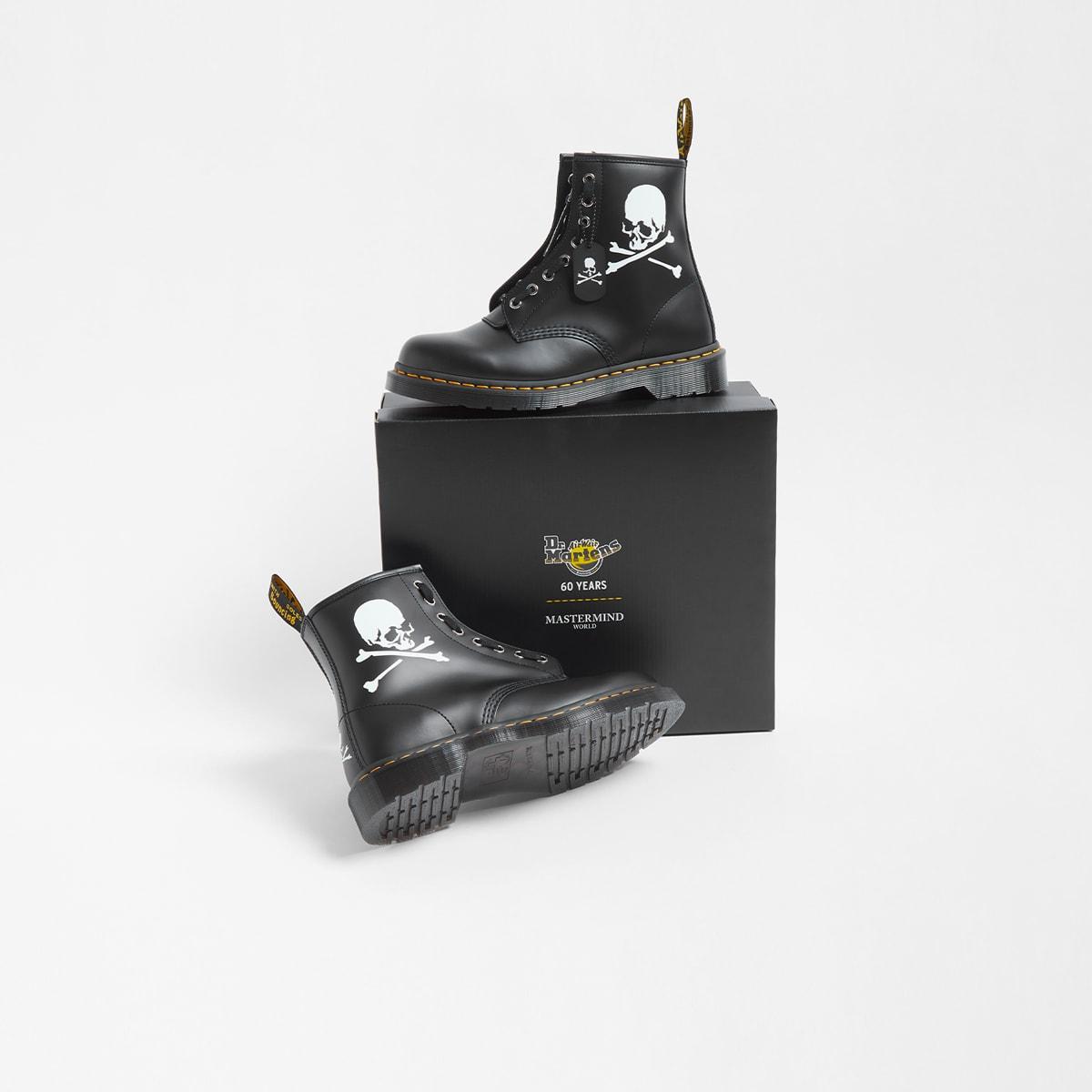Dr. Martens x MASTERMIND WORLD 1460 Remastered Boot - 26516009