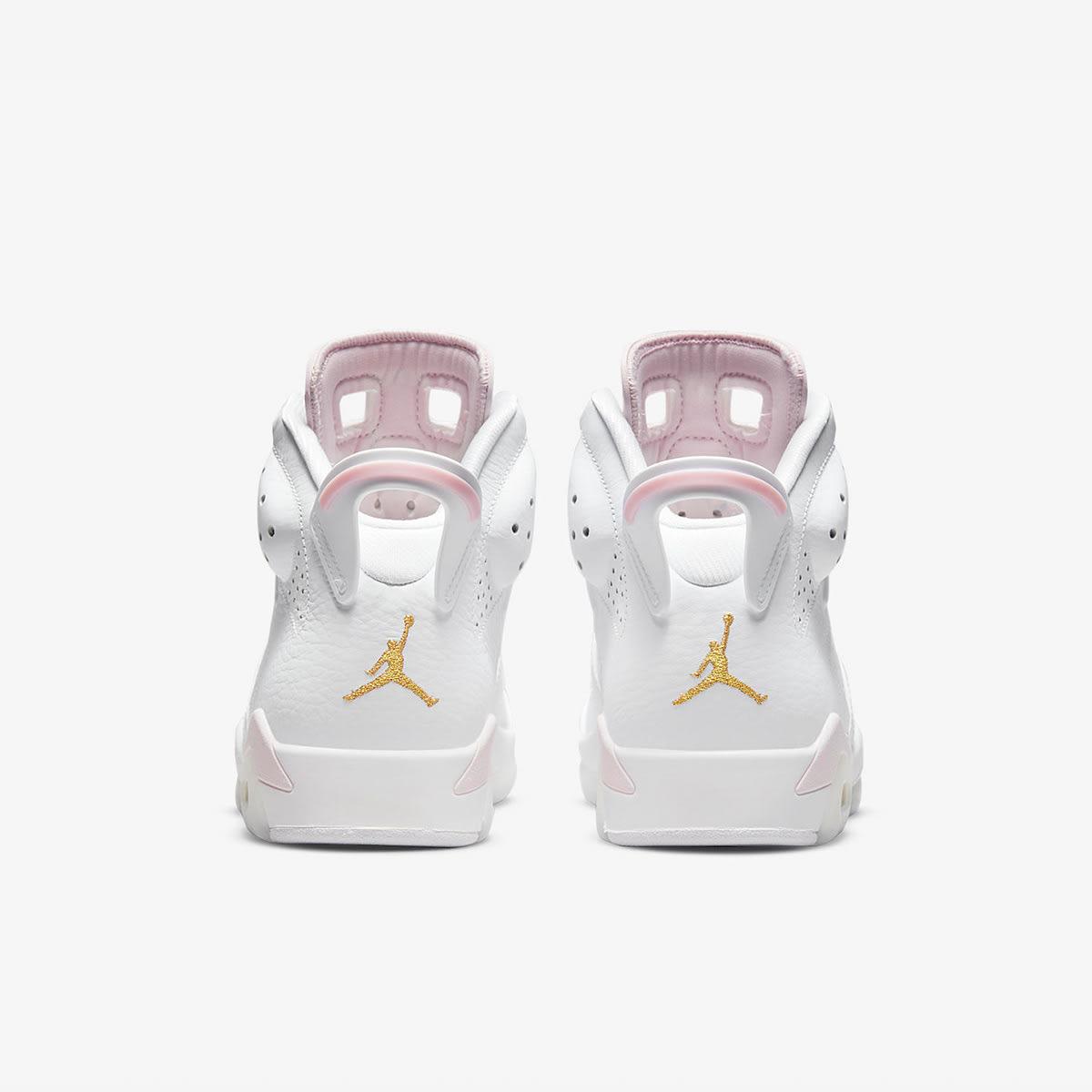 """Air Jordan 6 Retro W """"Gold Hoops"""" - DH9696-100"""