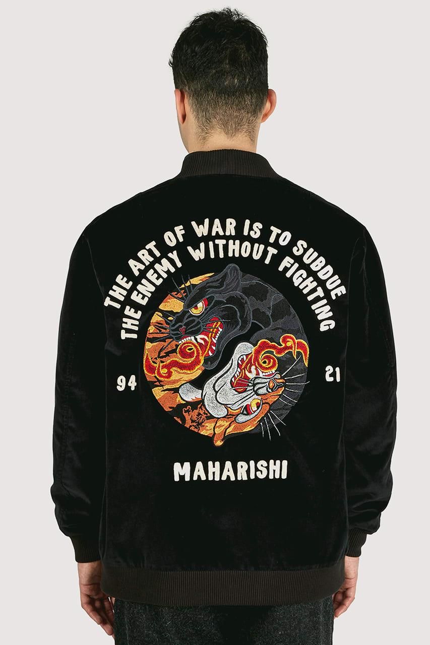 "Maharishi AW21 ""Art of War"" Look Book"