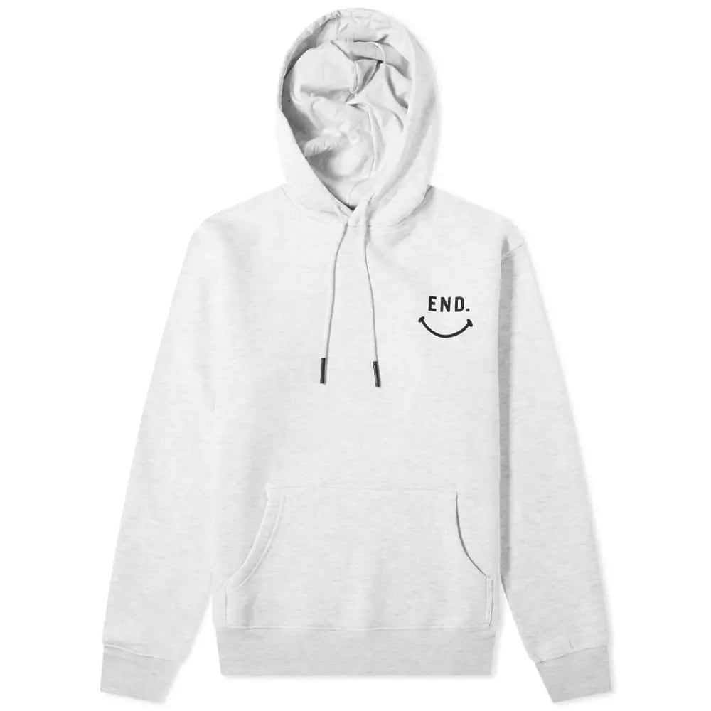 END. x Chinatown Market Work Together Hoody