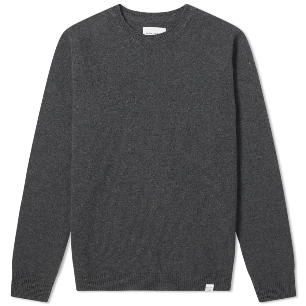 Norse Projects Sigfred Lambswool Crew Knit