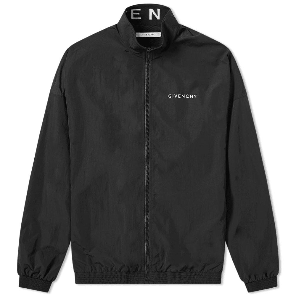 Givenchy Collar Logo Track Jacket