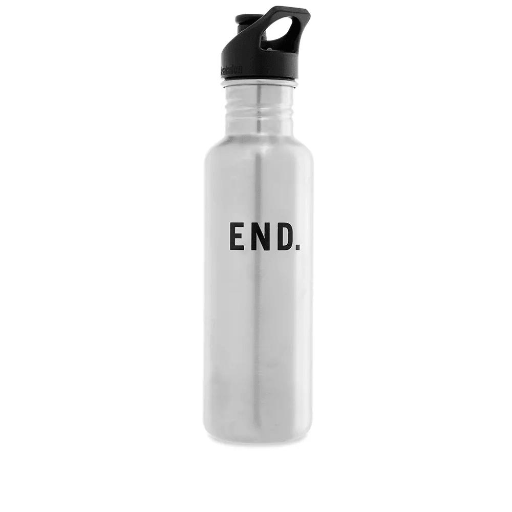 END. x Klean Kanteen Single Walled Sport 3.0 Bottle
