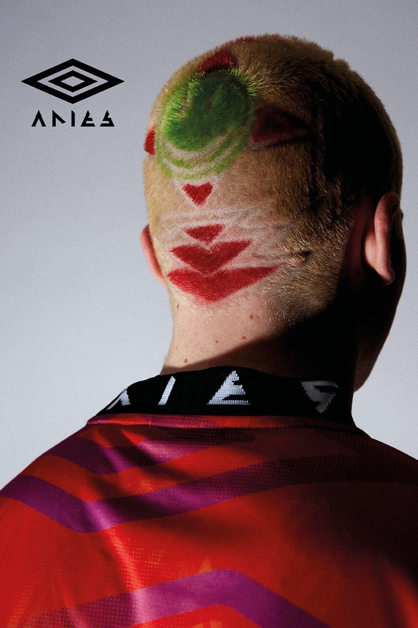 Aries x Umbro SS21 Look Book