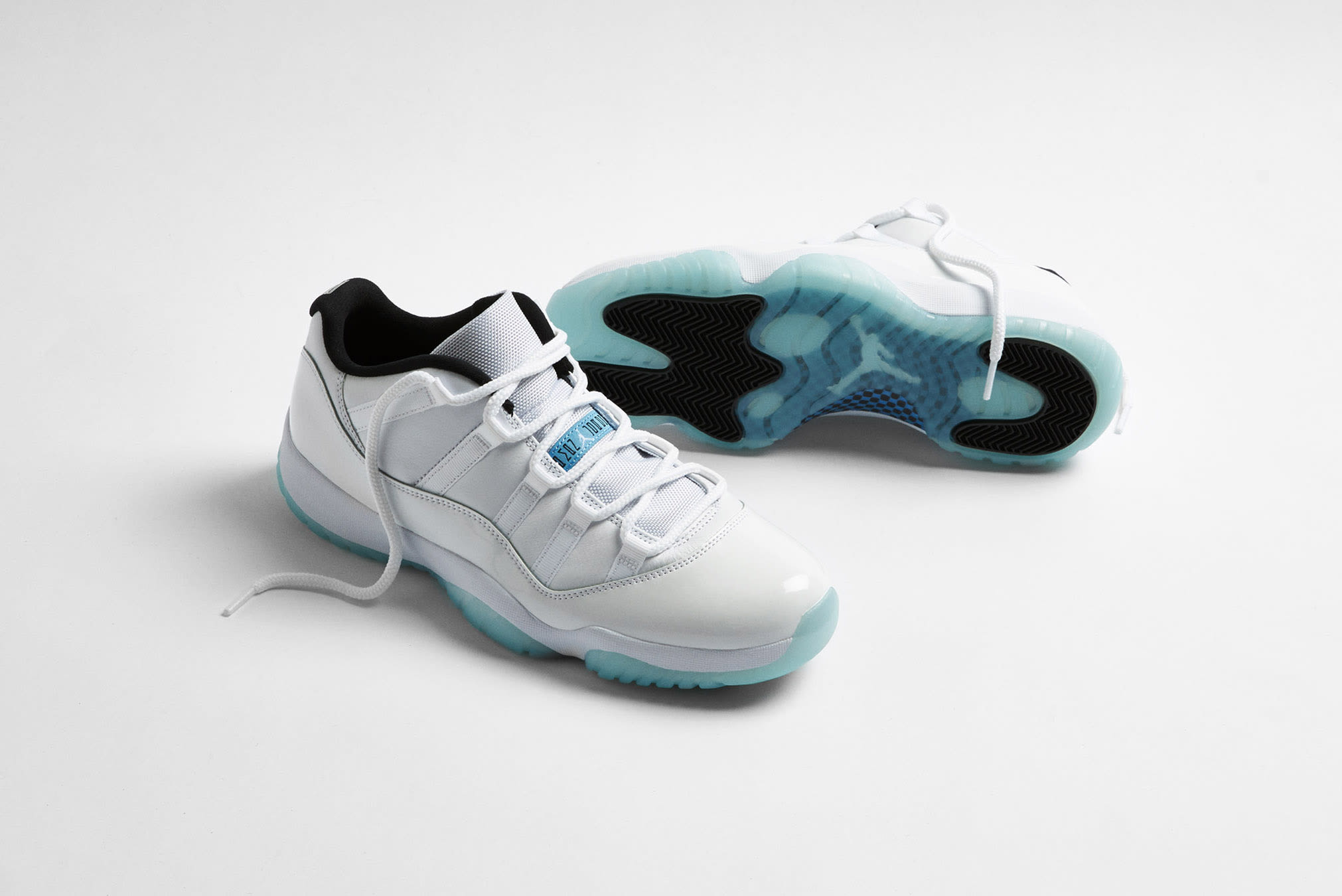 "Air Jordan 11 Retro ""Legend Blue"" - AV2187-117"