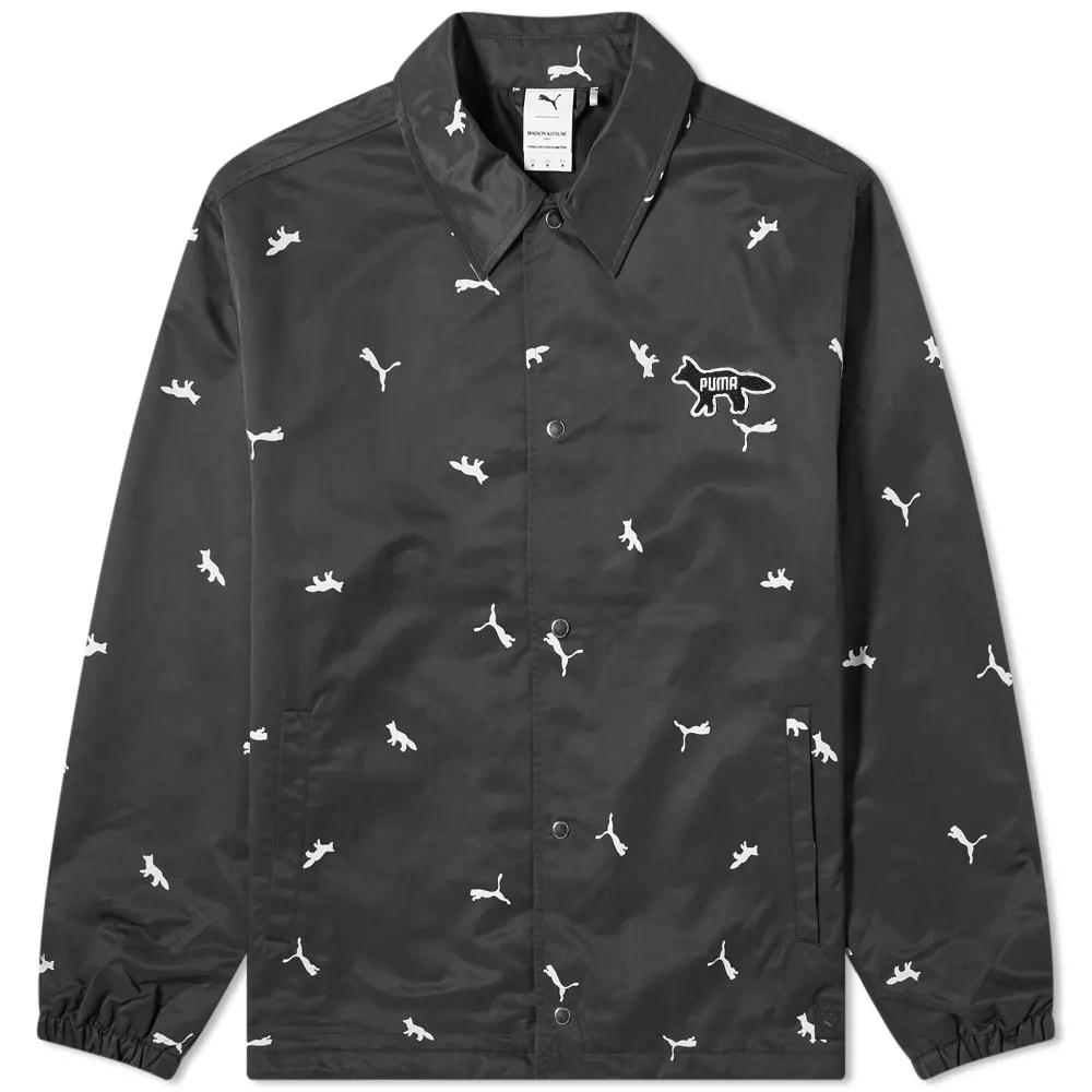 Puma x Maison Kitsuné AOP Coach Jacket