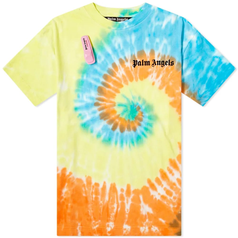 Palm Angels Tie Dye New Basic Tee