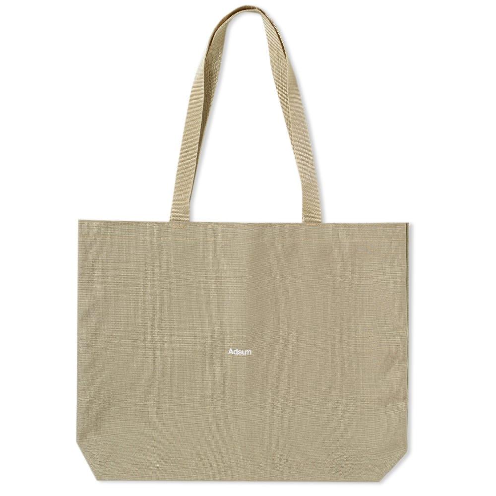 Adsum Logo Ballistic Cordura Tote Bag