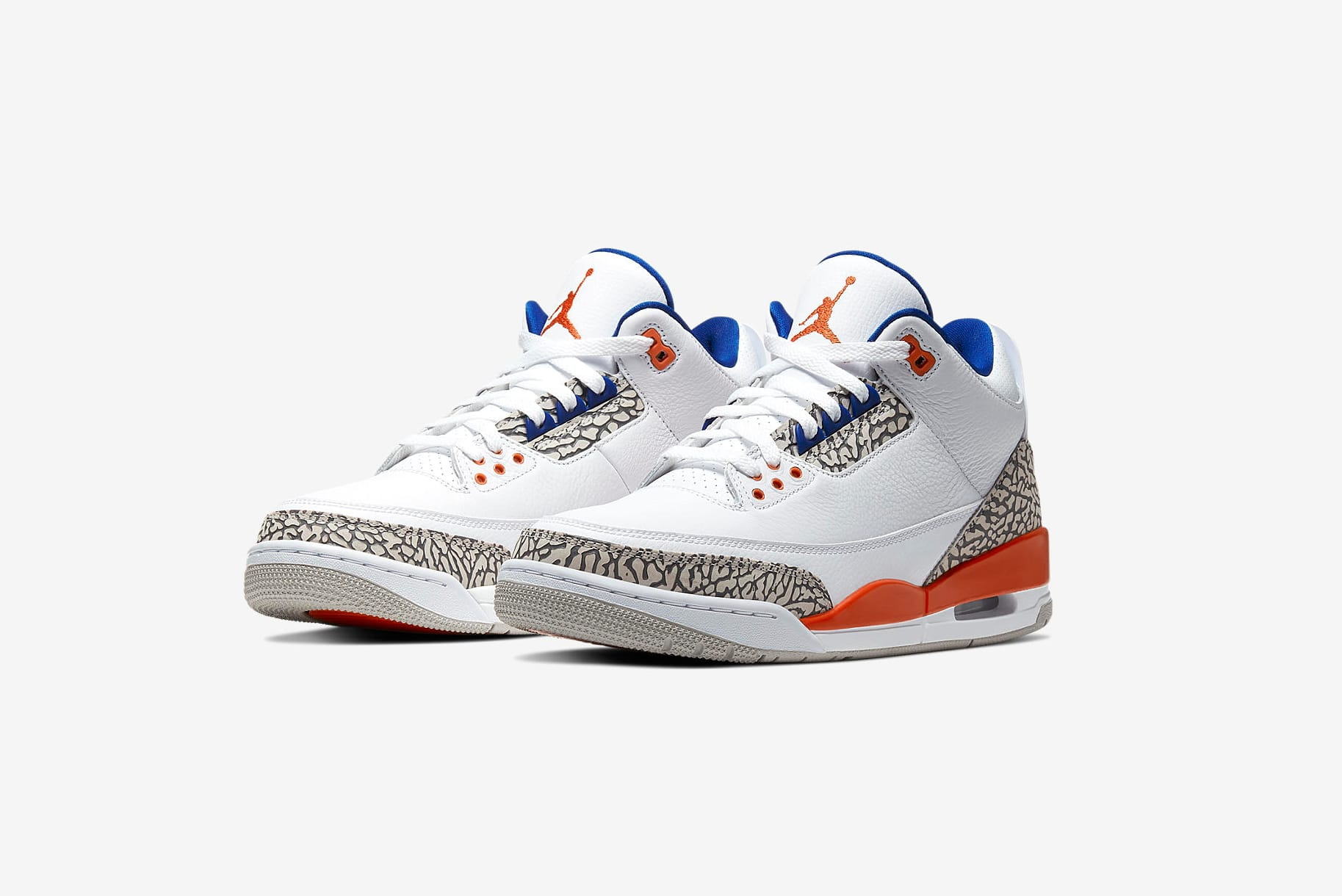 wholesale dealer f0cbd 14944 END. Features | Nike Air Jordan III Retro 'Knicks ...