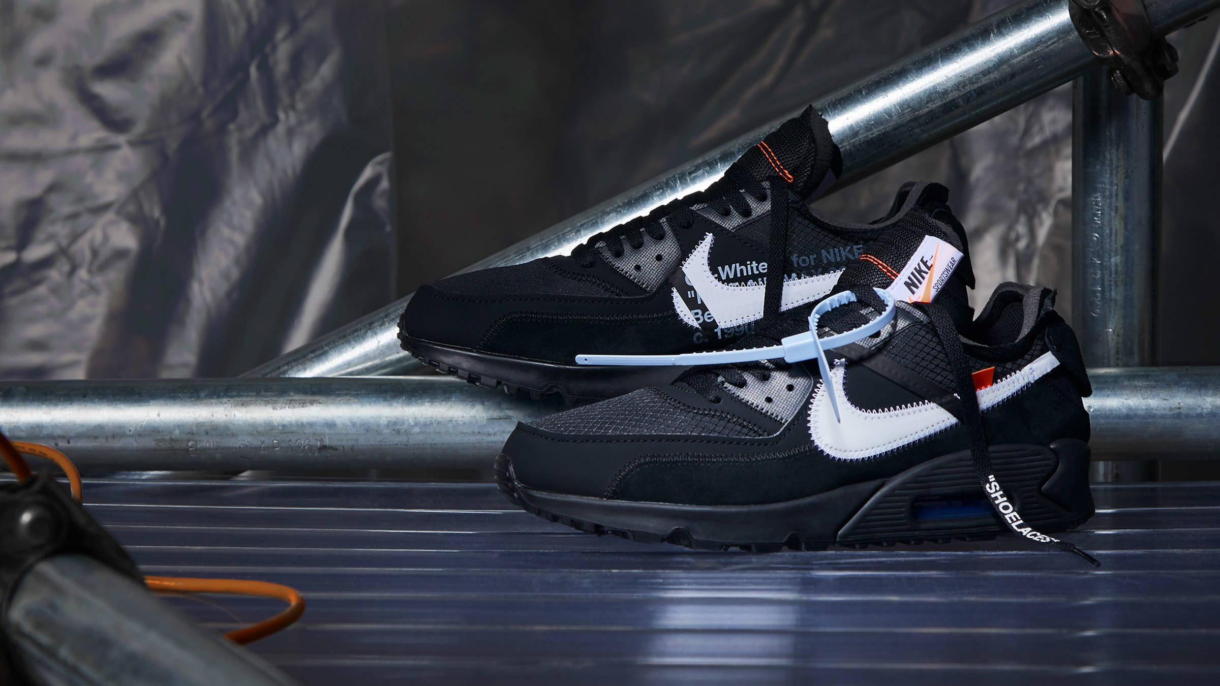 new style 12b09 703dc END. Features | The Ten Reissues: Nike x Virgil Abloh Air ...