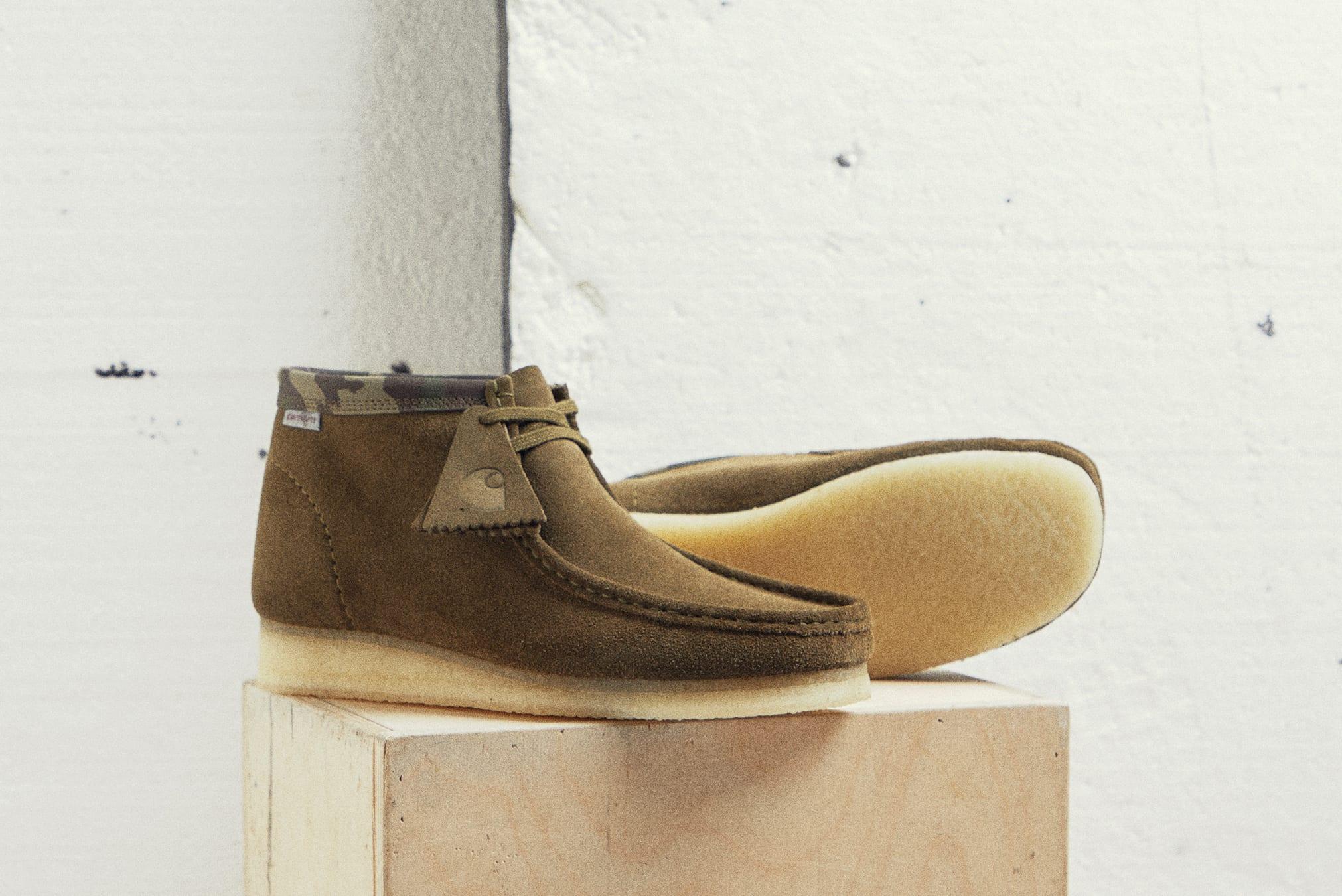 Clarks Originals x Carhartt Wallabee Boot - 26146168