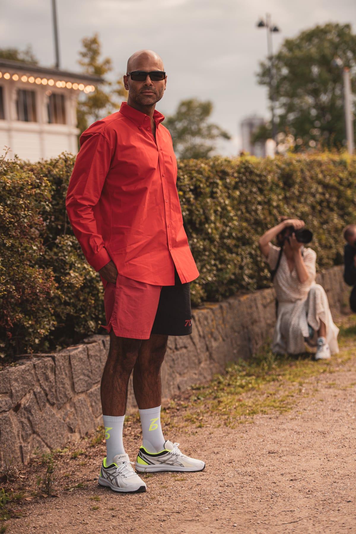 Copenhagen Fashion Week SS20 Street Style