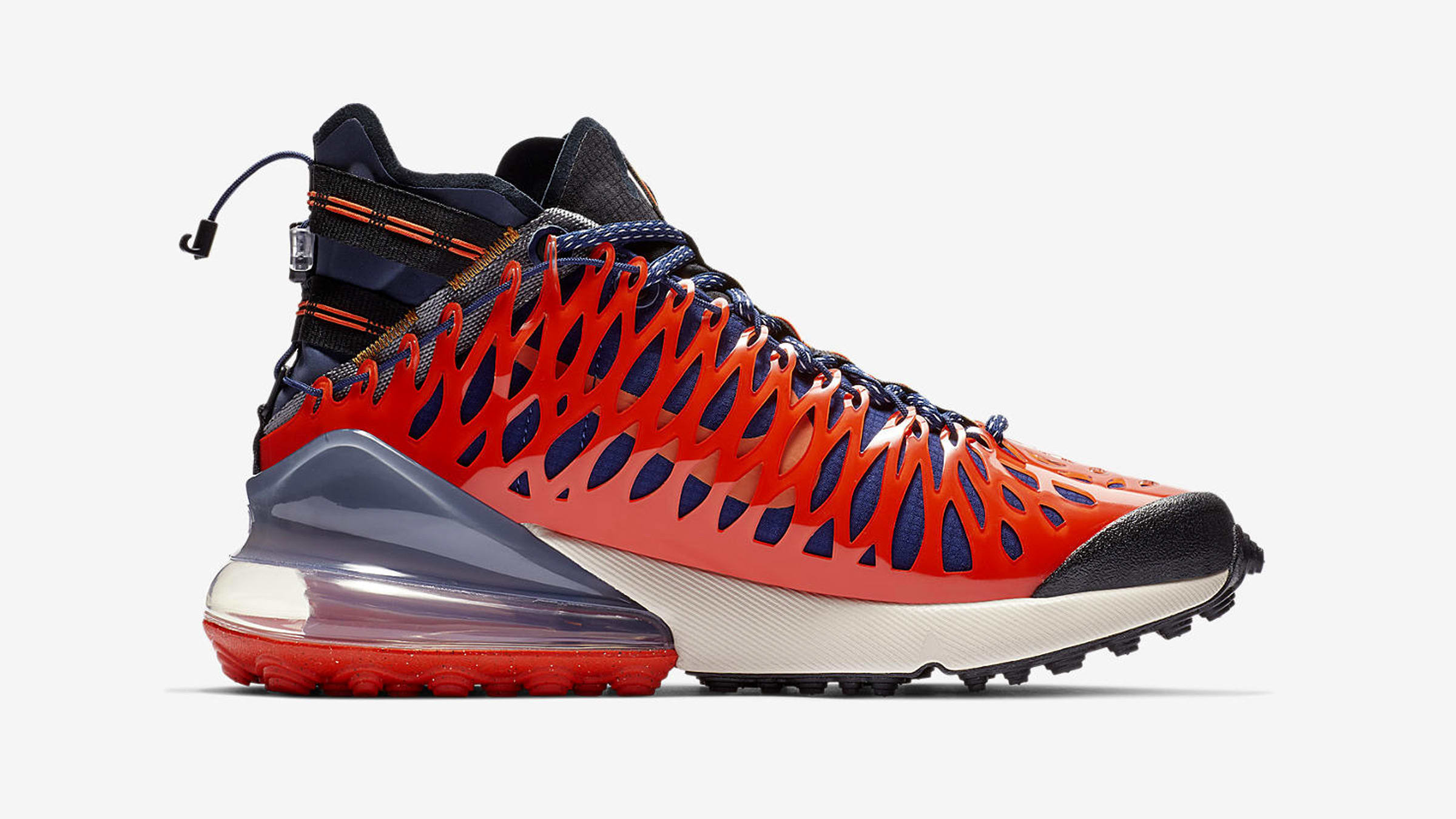 END. Features | Nike Air Max 270 ISPA Register Now on END
