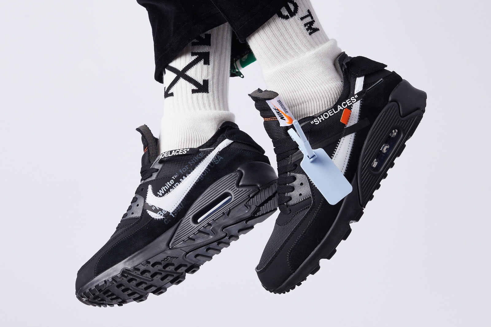 End Features The Ten Nike Air Max 90 Black And Desert Ore