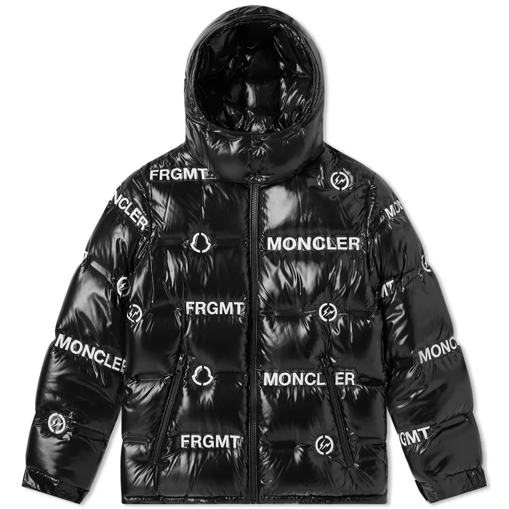 Moncler Genius - 7 Fragment Logo Down Jacket