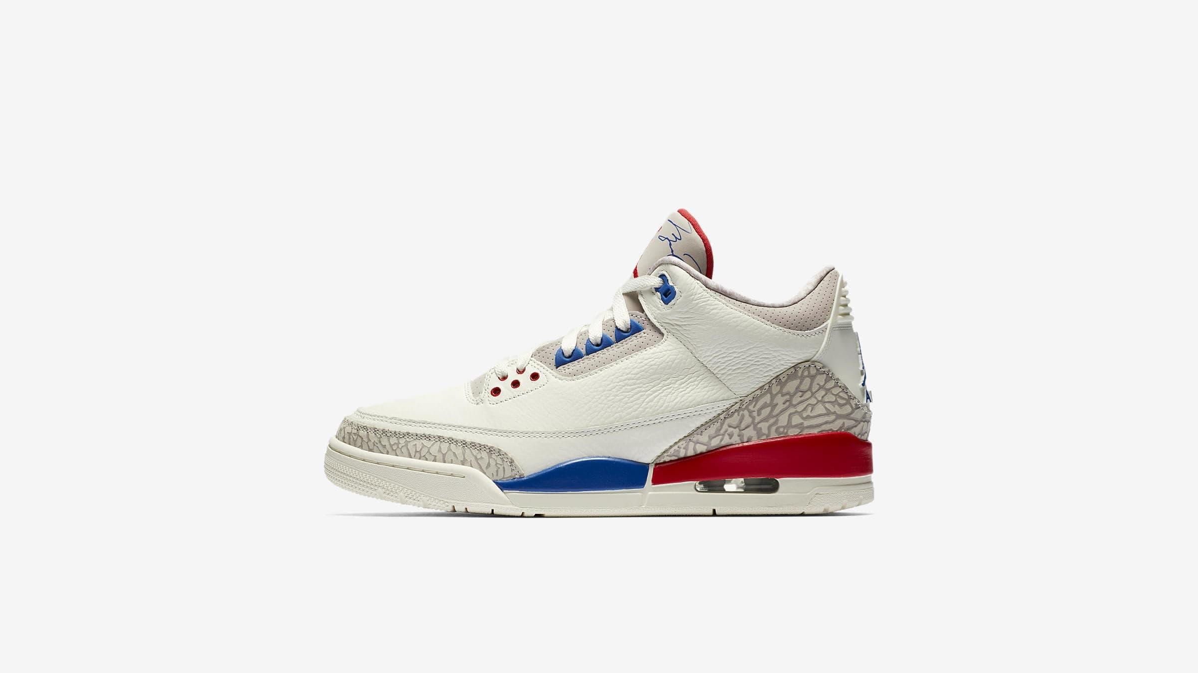 finest selection 231ef 56d84 END. Features | Nike Air Jordan 3 Retro 'International ...