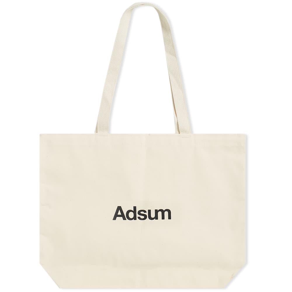 Adsum Logo Canvas Tote Bag